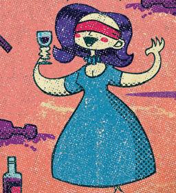 tastingwoman