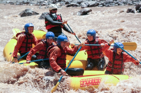 Argentina Rafting